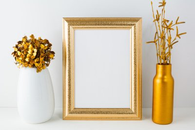 Gold Frames by JB Trophies